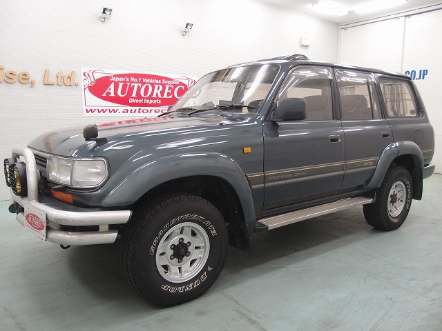 19508T4N7 1991 Toyota Landcruiser VX Limited 4WD