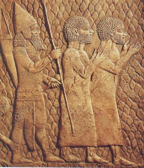Bukti Sejarah Israel Berkulit Hitam