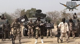 boko haram routes blocked
