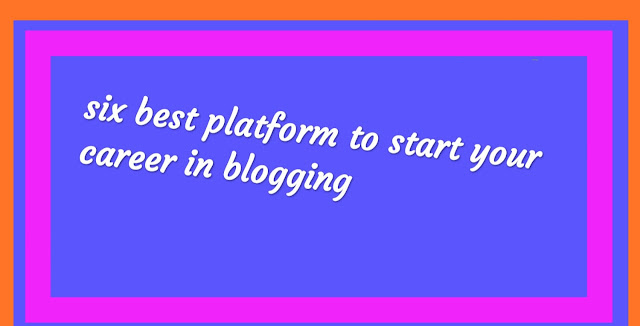 Best-Blogging-platforms