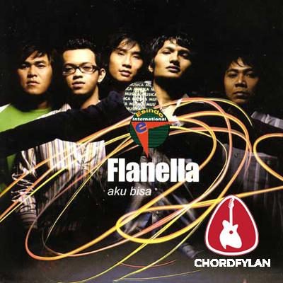 Lirik dan chord Hal Tersulit - Flanella