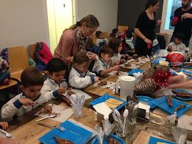 taller de pasteleria para niños en sevilla