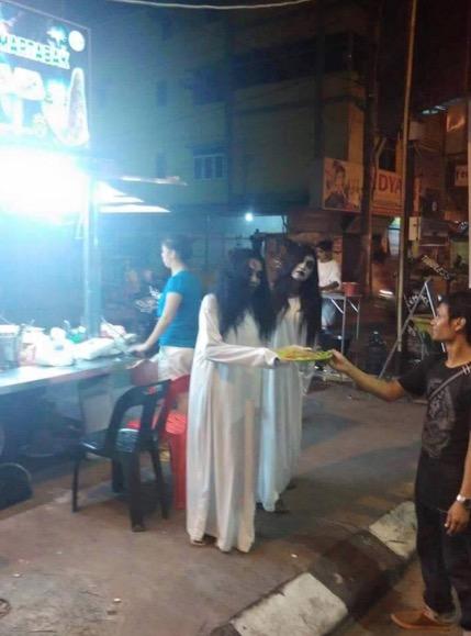 Kuntilanak Medan Horor Martabak
