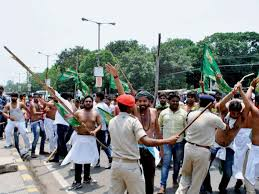 BJP-RJD-delegation-met-the-dig-of-police-after-the-clash