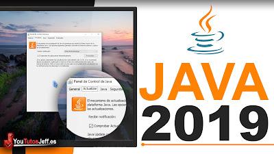 Descargar Java Ultima Versión 2019 - 32 y 64 BITS