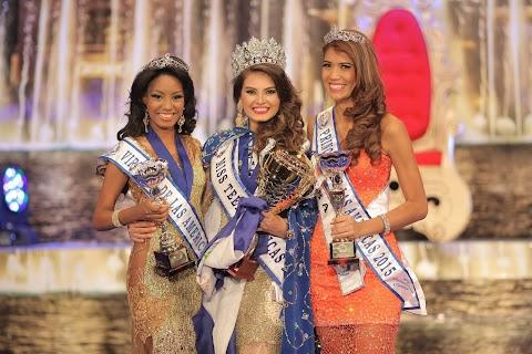Nicaragua es Miss Teen Américas 2015