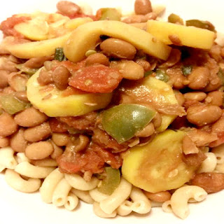 vegetarian goulash, goulash, vegan, vegetarian, summer stew, vegetarian stew