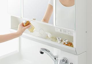 クリナップ ファンシオ 洗面台