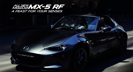 All New Mazda MX-5 RF