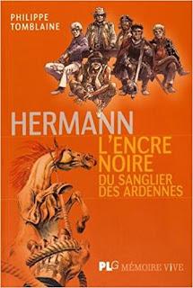 Hermann, L'encre Noire Du Sanglier Des Ardennes PDF