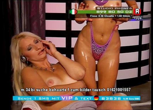 Cam sexy show tv