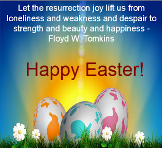 Easter day greeting cards