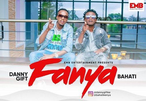 Bahati Ft. Danny Gift - Fanya