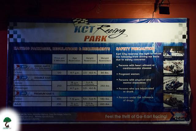 kart city price