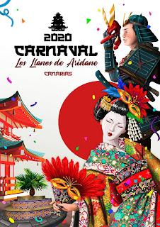 Los Llanos de Aridane - Carnaval 2020 - Jonás Emanuel Hernández Plasencia