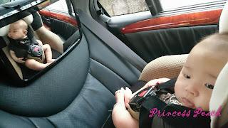 汽座專用安全鏡子