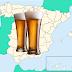 Dónde se bebe más cerveza en España
