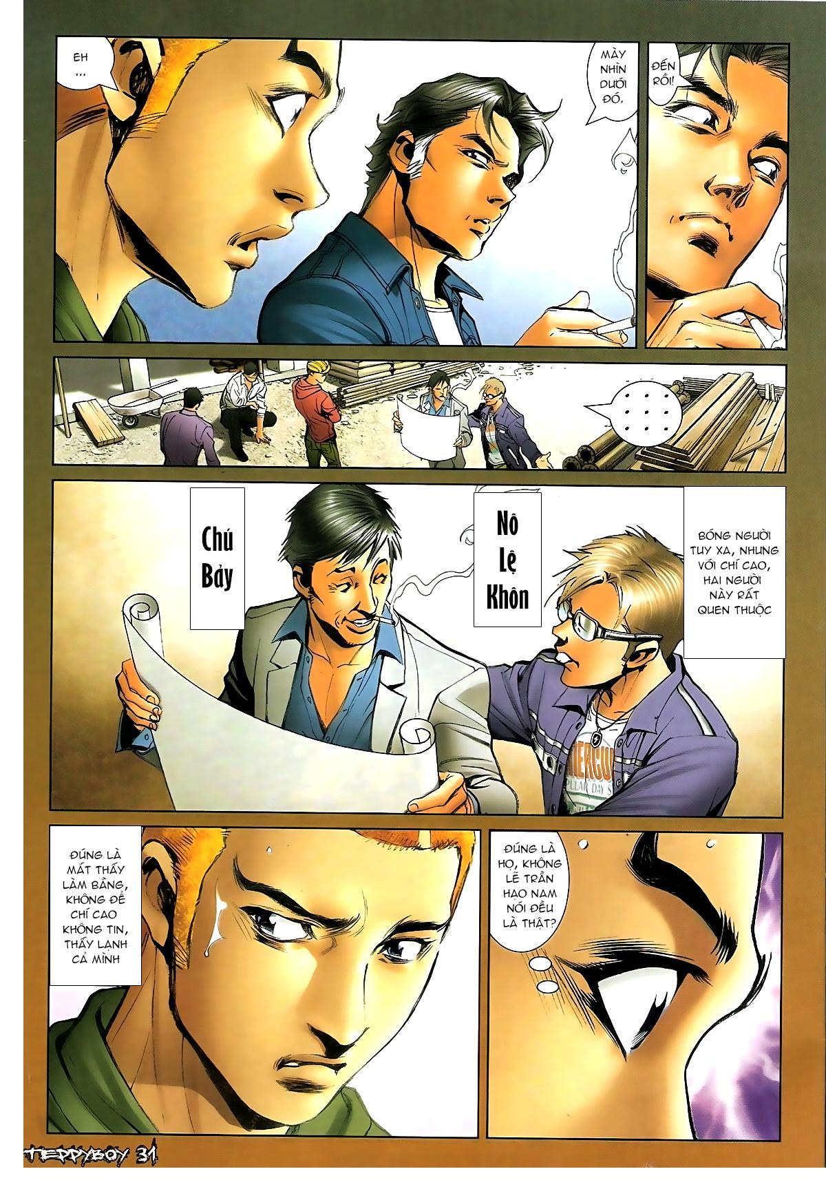 Người Trong Giang Hồ - Chapter 1359: Mắt thấy làm bằng - Pic 27