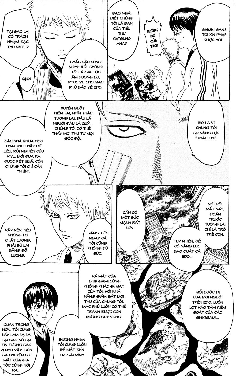 Gintama Chap 283 page 12 - Truyentranhaz.net
