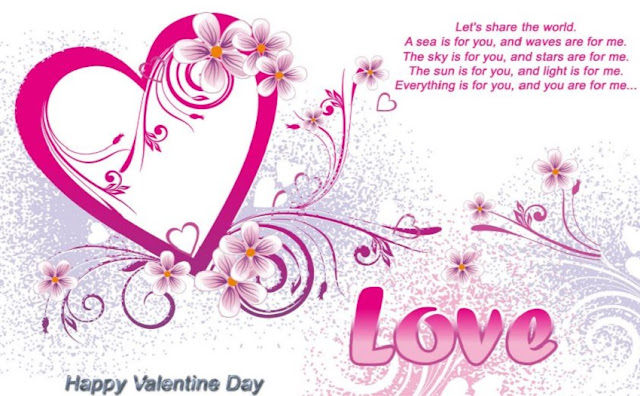 Valentine Messages And SMS 2017