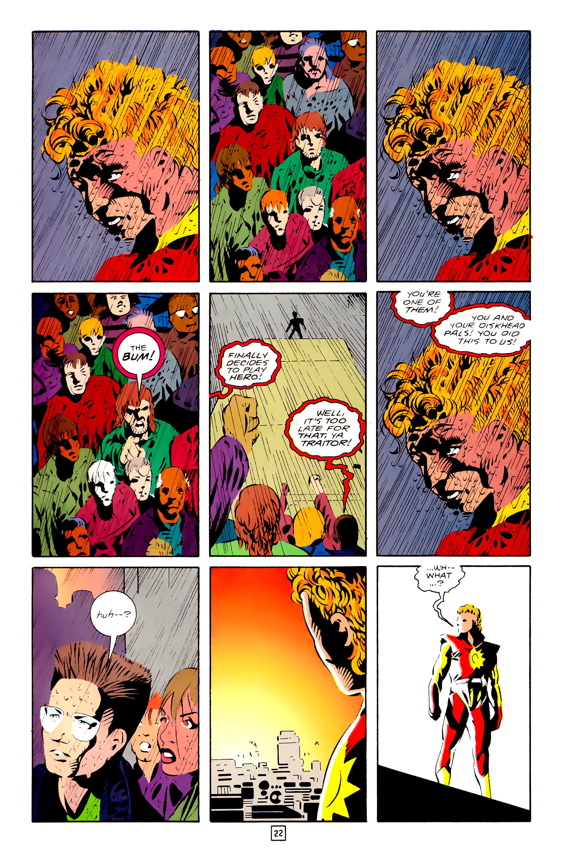 Legion of Super-Heroes (1989) 28 Page 22