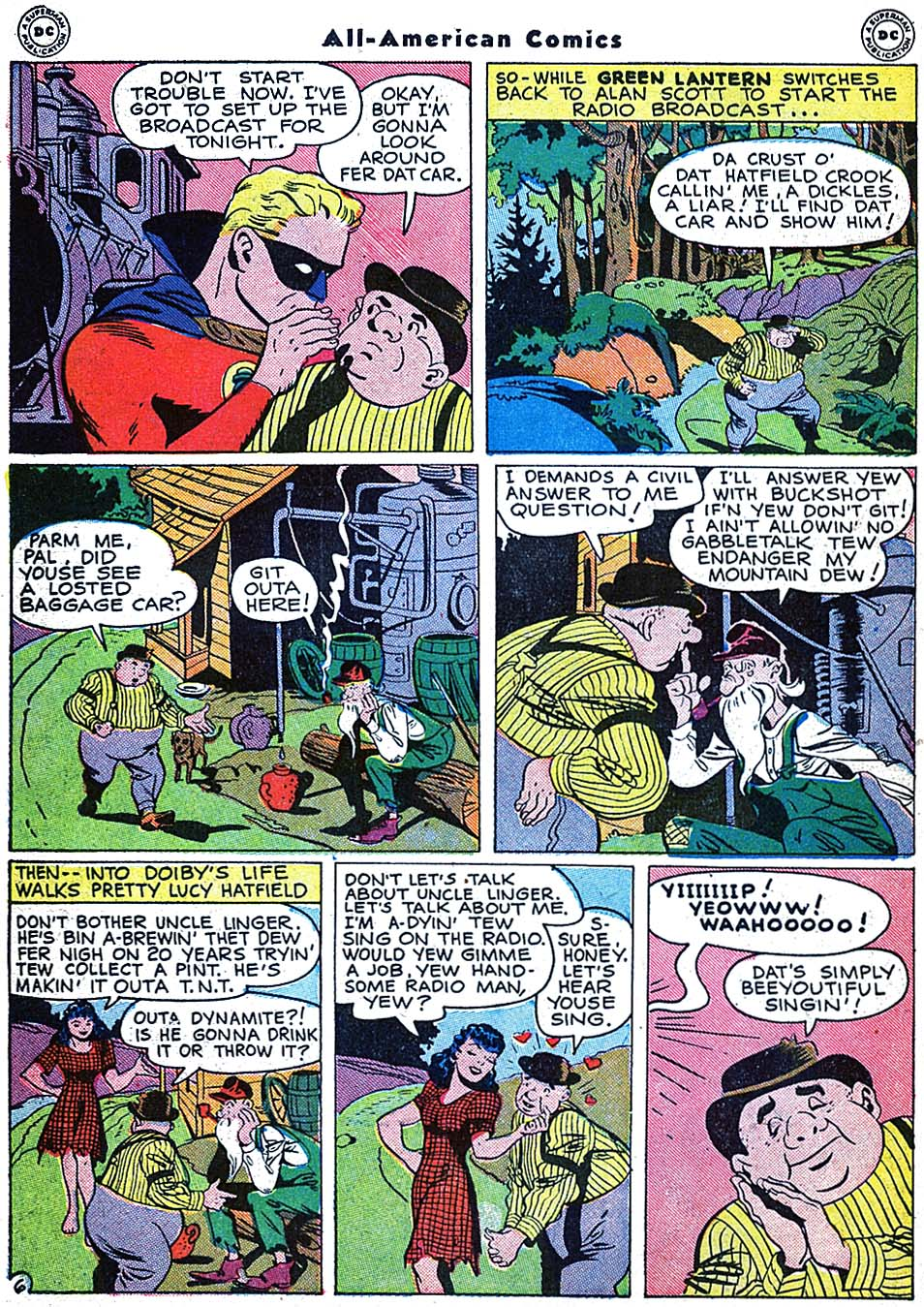 Read online All-American Comics (1939) comic -  Issue #73 - 8