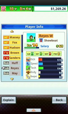 Edit Player