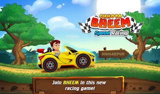 Chhota Bheem Speed Racing v1.61 Mod