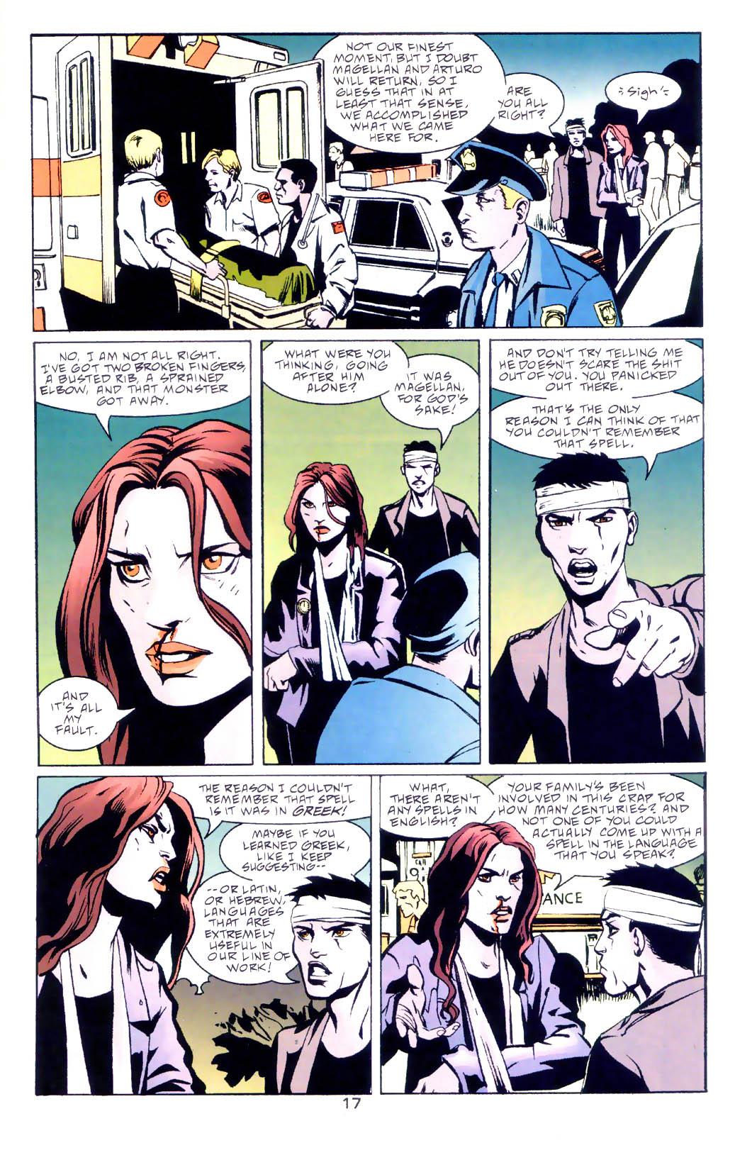 Read online Midnight, Mass comic -  Issue #3 - 18