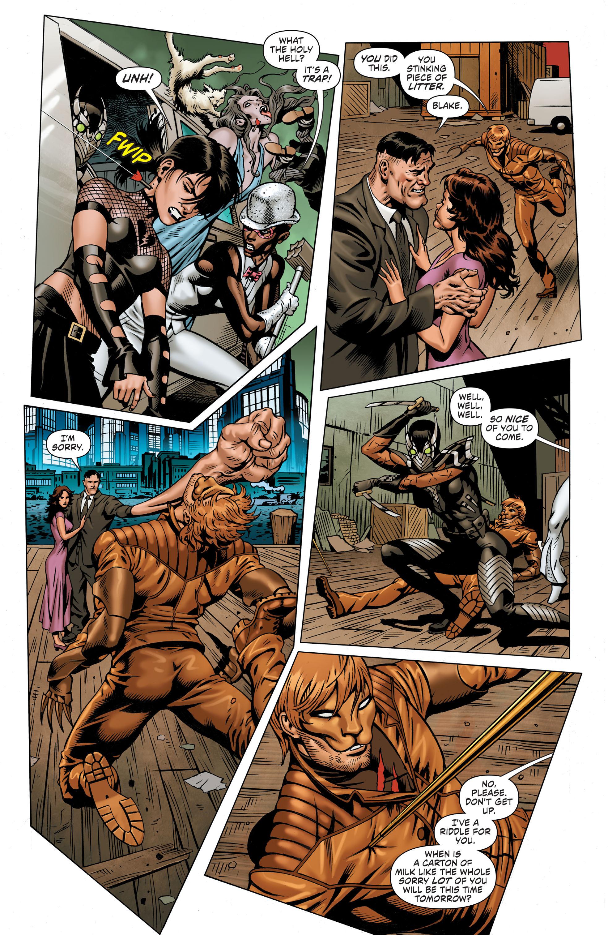Read online Secret Six (2015) comic -  Issue #5 - 22