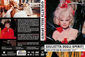 Carátula DVD 2 - Julieta de los espíritus