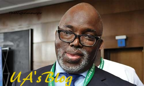 JUST IN: CAF Appoints Amaju Pinnick As New VP To Replace Ghana's Nyantaki