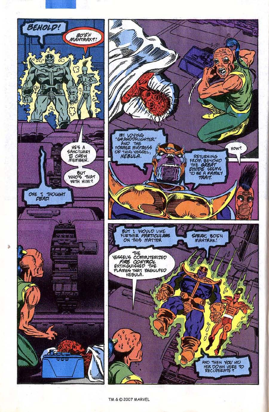 Read online Silver Surfer (1987) comic -  Issue #45 - 10
