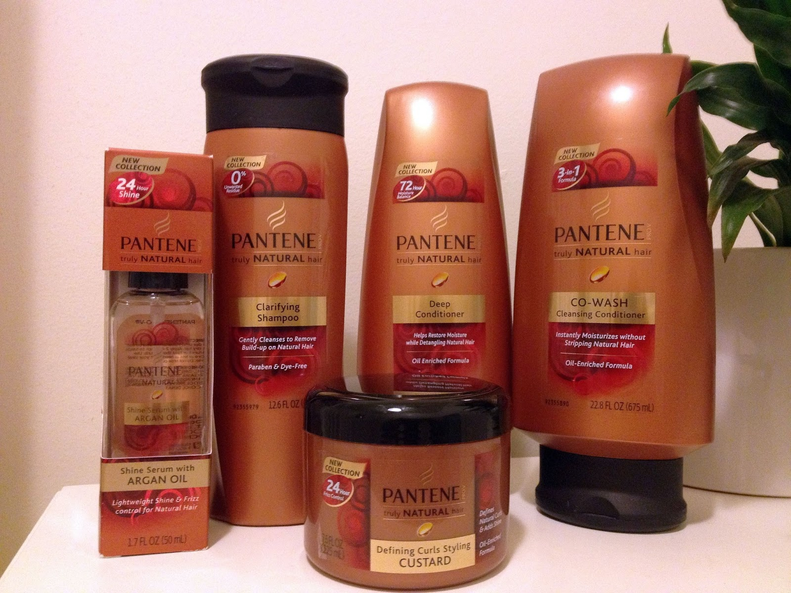 Sponsored Review Giveaway Pantene Pro V Truly Natural Line