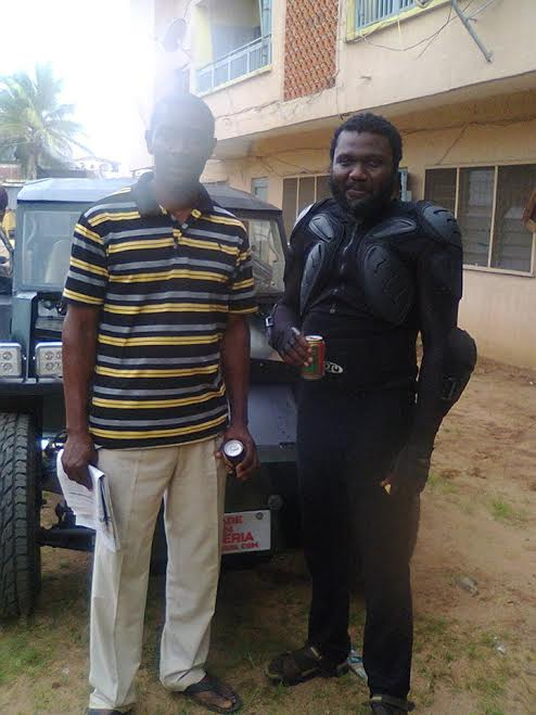 Check Out Jeep Allegedly Made In Nigeria, By A Nigerian, Using Raw Material From Nigeria-4736