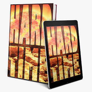 Hard Time by Erec Stebbins cover