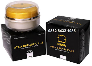 Cream ayla breast care pengencang payudara herbal alami Asli Nasa Original