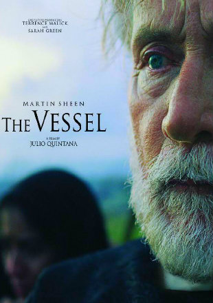Poster of The Vessel 2016 Full Movie BRRip 480p English 300Mb ESub