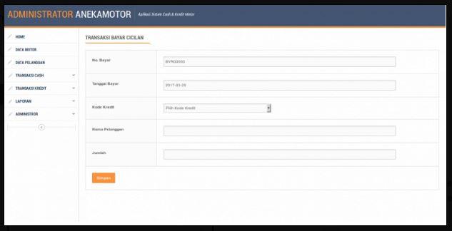 Download Aplikasi Kredit Motor