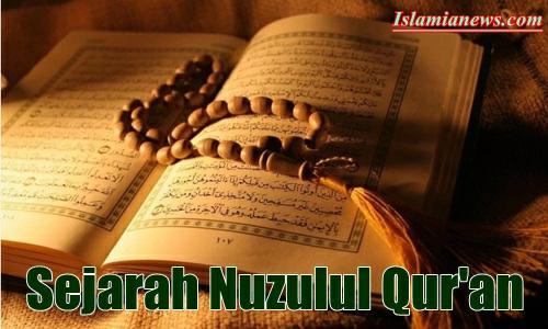 Pengertian Tentang Hikmah Sejarah Nuzulul Qur'an Secara Singkat