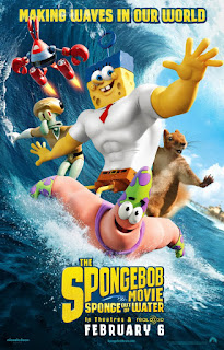 Download Film The SpongeBob Movie: Sponge Out of Water (2015) Subtitle Indonesia