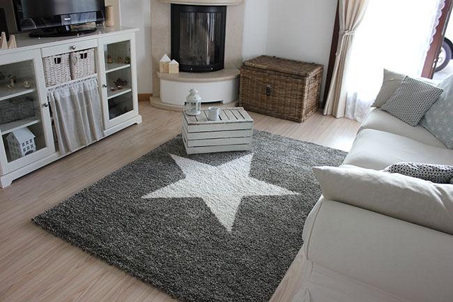 Un nuovo tappeto per il mio soggiorno home shabby home for Tappeti soggiorno