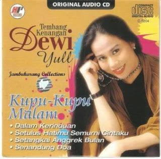 Dewi Yull - Maafkan Daku Bila Mencintaimu (karaoke)