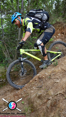 Downhill Strecke Damen Finale Ligure
