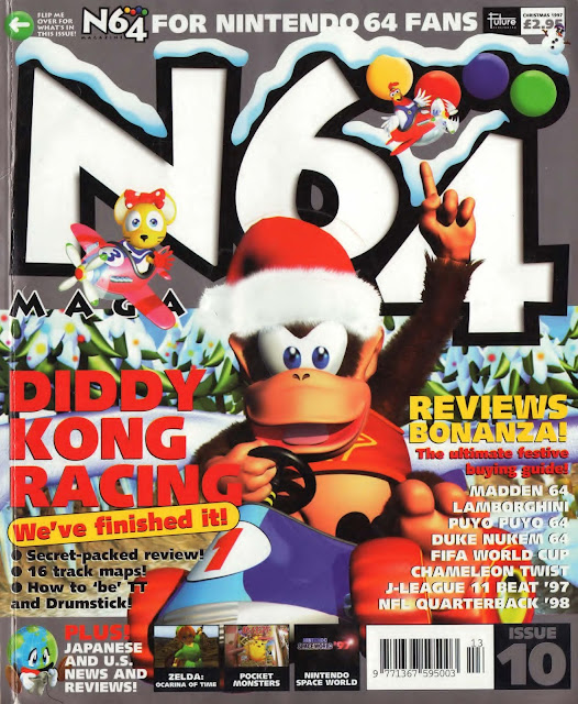 N64 Magazine Issue Nº010 - (1997)