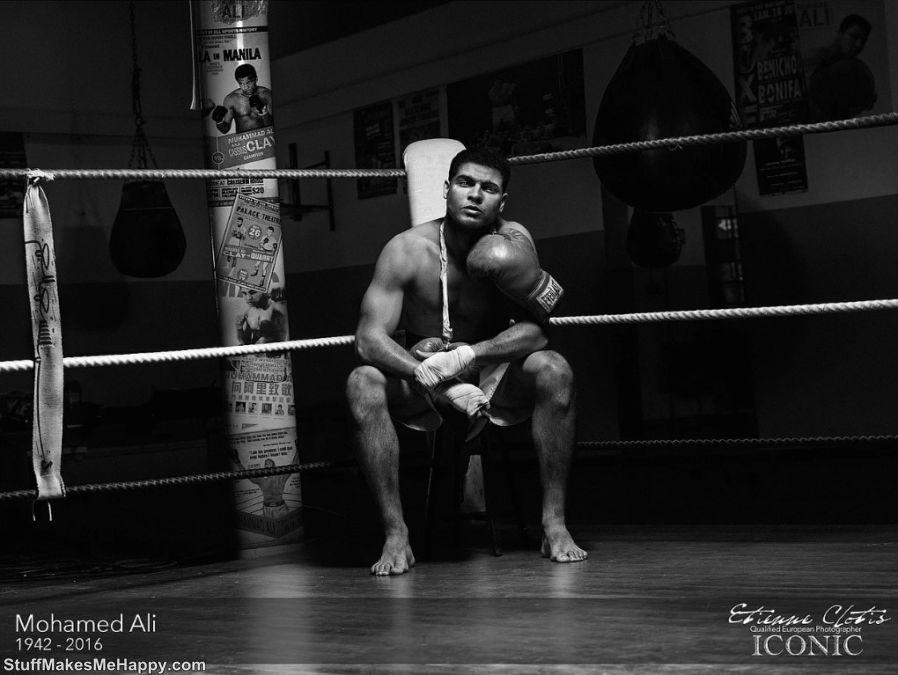 14. Mohammed Ali