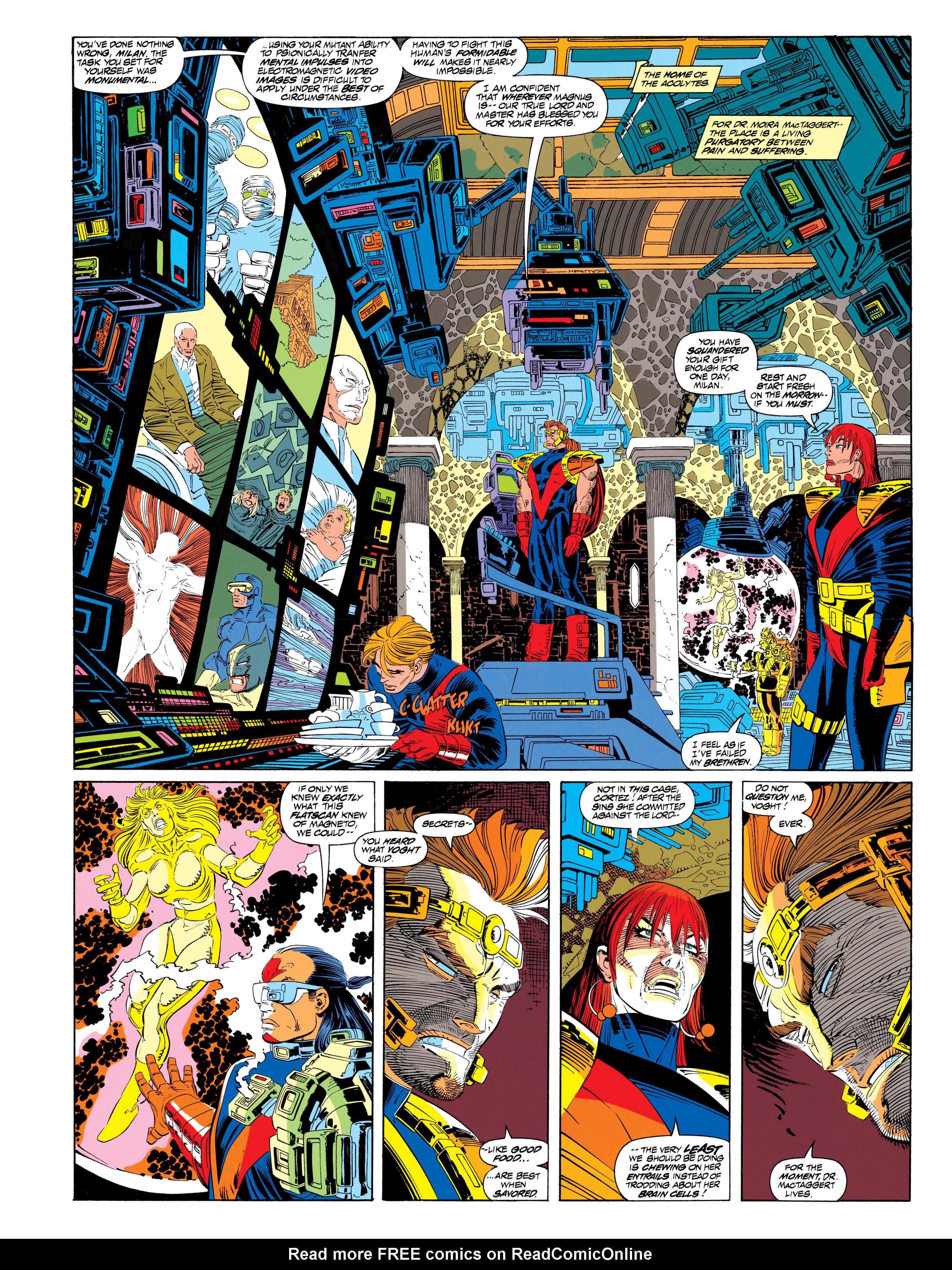 Read online Uncanny X-Men (1963) comic -  Issue #300 - 14