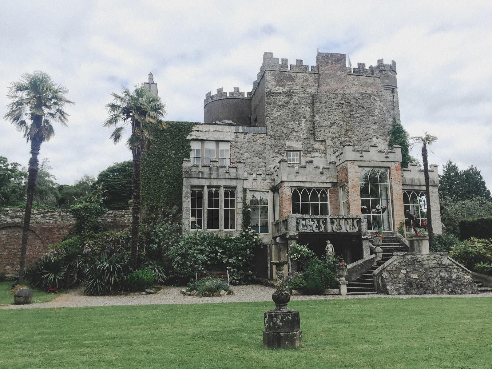 castelo de Huntington irlanda