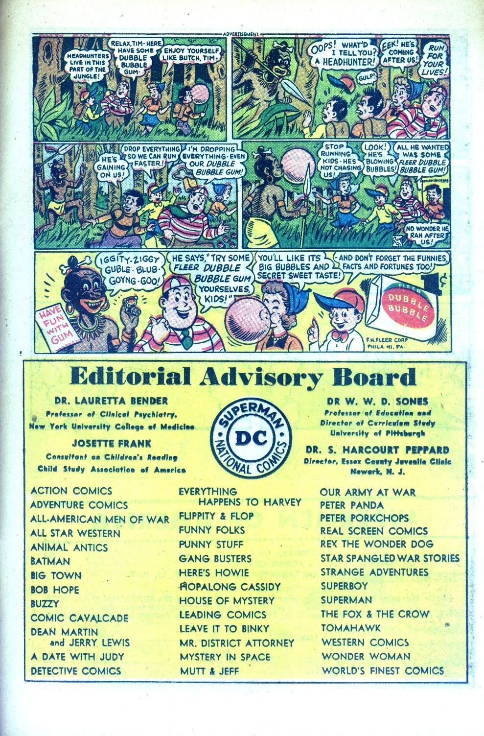 Read online Action Comics (1938) comic -  Issue #189 - 15