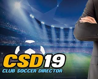 Download Club Soccer Director 2019 Mod Apk